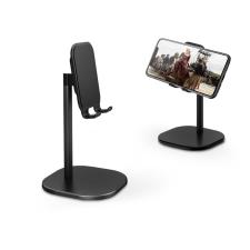 Extreme Univerzális asztali állvány telefonhoz vagy táblagéphez - Extreme V.1 - fekete mobiltelefon kellék