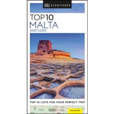 Eyewitness Travel Guide Málta útikönyv, Malta and Gozo útikönyv Top 10 DK Eyewitness Guide, angol 2020 grafika, keretezett kép