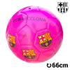 F.C. Barcelona Nagy Rózsaszín Focilabda
