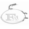 FA1 Tartó, hangtompító FA1 124-903