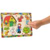 Fa puzzle gyerekjáték