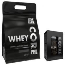 Fa WHEY CORE 2,27kg + FLEX CORE 112tbl táplálékkiegészítő