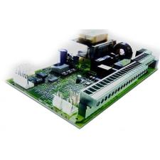 Faac F116300 JE275 elektronikus vezérlőegység 624BLD vezérlőpanellel, max. 4 db forgalomgátló oszlop vezérlése, E jelzésű (F720119) műanyag ház biztonságtechnikai eszköz