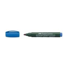 Faber-Castell Alkoholos marker FABER-CASTELL 1578 Multimark Winner 52 kúpos 2,8mm kék filctoll, marker