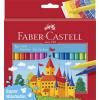 """Faber-Castell Filctoll készlet, FABER-CASTELL, 36 különböző szín """"Castle"""""""