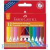 Faber-Castell Radírozható zsírkréta 12db-os szett Faber Castell
