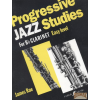 Faber Progressive Jazz Studies for B Clarinet