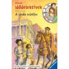 Fabian Lenk A JÓSDA REJTÉLYE - IDŐDETEKTÍVEK gyermek- és ifjúsági könyv