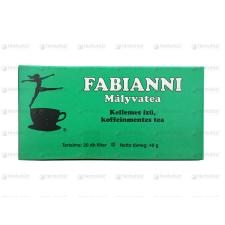 Fábián mályvatea filteres 20 db gyógytea