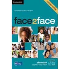 face2face Intermediate Student's Book with DVD-ROM and Onlin – Chris Redston, Gillie Cunningham, Nicholas Tims idegen nyelvű könyv