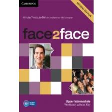 face2face Upper Intermediate Workbook without Key – Nicholas Tims idegen nyelvű könyv