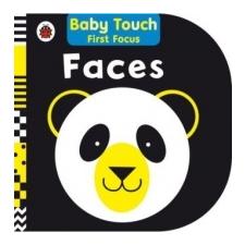 Faces: Baby Touch First Focus – Ladybird idegen nyelvű könyv