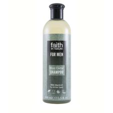 Faith in Nature Faith for Men Kék Cédrus Sampon Férfiaknak (400 ml) sampon
