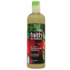 Faith in Nature hajkondicionáló, Gránátalma és Rooibos, 250 ml