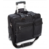 Falcon Mobile Laptop / Tablet Trolley Case 17'' Black