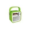 Falcon YM-110 Beach Bluetooth hangszóró zöld-fehér