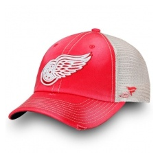 Fanatics Branded Detroit Red Wings baseball sapka True Classic Washed Trucker