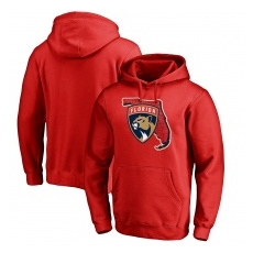 Fanatics Branded Florida Panthers fĂŠrfi kapucnis pulóver red Hometown Collection - L
