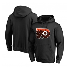 Fanatics Branded Philadelphia Flyers fĂŠrfi kapucnis pulóver black Hometown Collection - M