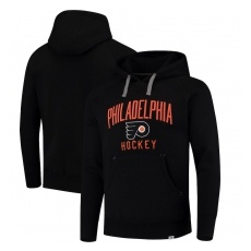 Fanatics Branded Philadelphia Flyers fĂŠrfi kapucnis pulóver black Indestructible Pullover Hoodie - XL