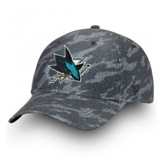 Fanatics Branded San Jose Sharks baseball sapka Made2Move Camo Flex - M/L