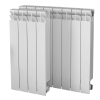 Faral Biasi tagosítható alumínium radiátor 600/4 tag
