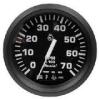 Faria Tachometer 0-6000 O/min - BLACK