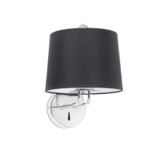 Faro MONTREAL fali lámpa, bura nélkül, króm, E27 foglalattal, IP20, 24031 világítás