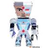 Fascinations Metal Earth DC Igazság Ligája - Cyborg mini modell