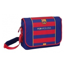 FC Barcelona válltáska striped blue