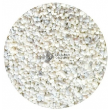 Fehér akvárium aljzatkavics (1-2 mm) 5 kg akvárium dekoráció