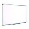 Fehértábla, nem mágneses, 90x180 cm, alumínium keret