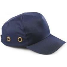 Fejvédős Baseball sapka kék védősisak