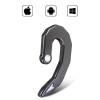 Fekete Diselja fülhallgató, ergonomikus kialakítás