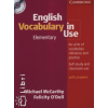 Felicity O'Dell ENGLISH VOCABULARY IN USE ELEMENTARY WITH ANSWERS