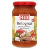 FELIX bolognai paradicsomszósz darálthússal 360 g
