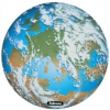FELLOWES BriteT kör alakú egéralátét, Föld