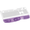 FELLOWES - CRYSTAL - keyboard pad Health-V; purple