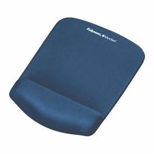 """FELLOWES Egéralátét csuklótámasszal, habtöltésű, FELLOWES """"PlushTouch™"""", kék asztali számítógép kellék"""
