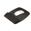 FELLOWES Egéralátét szilikonos csuklótámasszal,  I-Spire Series™, fekete