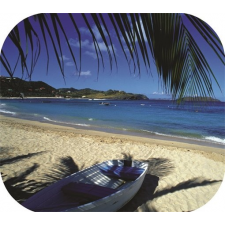 FELLOWES Egéralátét, téglalap alakú, FELLOWES  Brite™, tengerpart asztali számítógép kellék