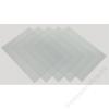 FELLOWES Előlap, A4, 300 mikron, FELLOWES, víztiszta (IFW53763)