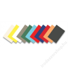 FELLOWES Hátlap, A4, 270 g, matt, FELLOWES Delta, fekete (IFW53704)