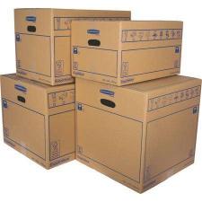 FELLOWES Költöztető doboz, 45,7x40,6X61 cm, FELLOWES  SmoothMove™ Everyday papírárú, csomagoló és tárolóeszköz