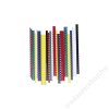 FELLOWES Spirál, műanyag, 14 mm, 81-100 lap, FELLOWES, fekete (IFW53469)