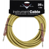 Fender Custom Shop Cable 25' Tweed