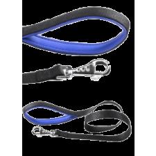 """Ferplast Póráz """"Daytona G 20/110"""" szín: kék nyakörv, póráz, hám kutyáknak"""