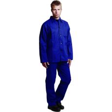 FF BE-01-001 set (kabát+nadrág) kék 58