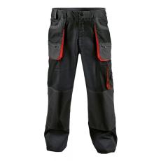 FF BE-01-003 derekas nadrág fekete/piros 50
