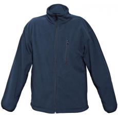 FF BE-02-004 fleece kabát navy M
